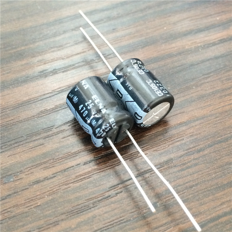 10pcs 63V 56uF 63V Japan ELNA RJJ 10x12.5mm Low Impedance Audio Capacitor