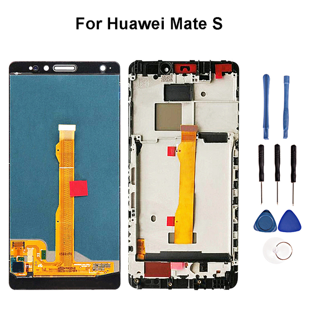5.5 For Huawei Mate S Compagni Display LCD Touch Screen Digitizer Assembly CRR UL00 CRR UL20 CRR TL00 CRR CL00 CRR L09 di Ricambio