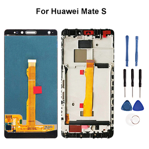 Image 1 - 5.5For Huawei Mate S MateS LCD Display Touch Screen Digitizer Assembly CRR UL00 CRR UL20 CRR TL00 CRR CL00 CRR L09 Replacement