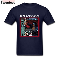 Liquid Swords Wu Tang Clan Shirt Men Man S Printing Short Sleeve Thanksgiving Day Custom 3XL