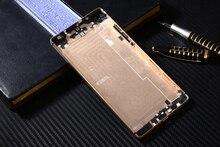 Huawei P8 официальный оригинальный металлический чехол для Huawei Ascend P8 Задняя крышка батареи корпуса Запасные части