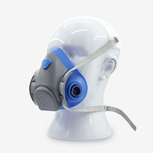 Half Gas Mask Safety Respirator Gas Masks Chemical Mask Paint Dust Filter Breathe Mask