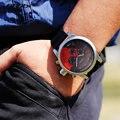 Мужские часы  Топ Роскошный бренд  мужские резиновые спортивные часы  быстрая страсть  SINOBI  кварцевые часы с секундомером  военные наручные ...