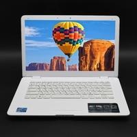 Ноутбук 8 ГБ ОЗУ 750 Гб Windows 10 жесткий диск 14 быстрый процессор Intel студенческий Бизнес Офис wifi арабский AZERTY Испанский Русский Клавиатура