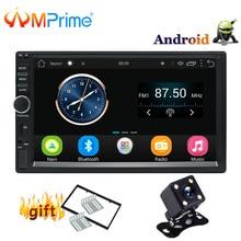 AMPrime Auto Radio 2 Din Android GPS Navigation Car Radio Car Stereo 7″1024*600 Universal Car Player Wifi Bluetooth USB Audio