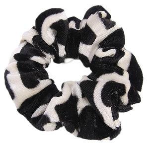 1 قطعة نوعية جيدة ليوبارد Scrunchies الفتيات مرونة الشعر حبل الفرقة النساء Scrunchies المخملية ذيل حصان حامل إكسسوارات الشعر