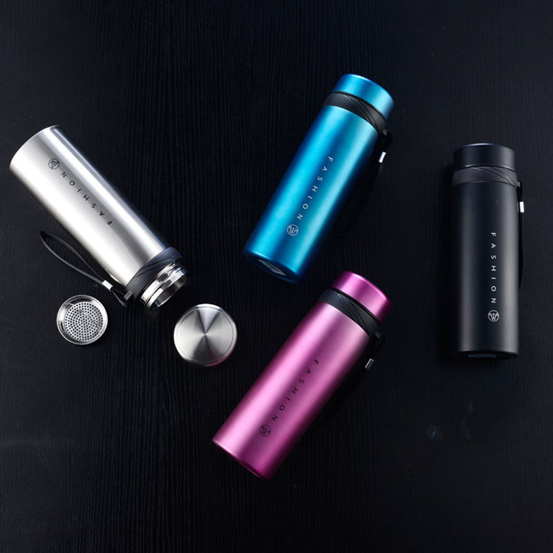 Image 3 - 500/650/900/1100ml Thermos Bottle Stainless Steel Tumbler Insulated Water Bottle Portable Vacuum Flask for Coffee Mug Travel Cup-in Vacuum Flasks & Thermoses from Home & Garden