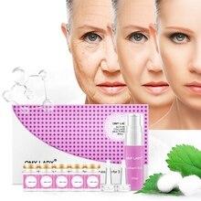 2019 New Active Moisturizing Whitening Face Essence Serum Collagen Silk Thread Ball Skin Care Shrink Pore No Damage collagen active tiande