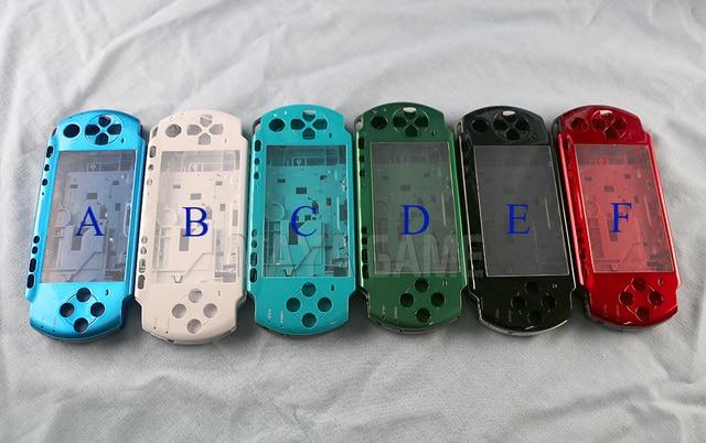 Cao QulaityGame Tay Cầm Thay Thế Full Nhà Ở Vỏ Cover Có Nút Bấm Bộ PSP3000 PSP 3000