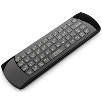 Ri mini i25 mini Wireless Keyboard Double sided Keyboard Silicone Button With Flying Mouse Multimedia Mouse And Keyboard
