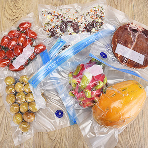 Image 4 - SaengQ USB ménage alimentaire scelleur sous vide Machine demballage scelleur poche sous vide emballeur y compris recycler sacs pour emballeur sous vide