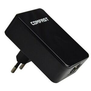 Image 2 - Roteador COMFAST AP + מהדר + נתב שלוש in one CF WR300N 300 Mbps 802.11N נייד WIFI מהדר/ wifi נתב wifi מתאם rj45