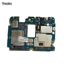 Ymitn odblokowana płyta główna płyty głównej płyta główna płyta główna z frytkami obwodów Flex Cable dla Xiaomi Mi 5S Plus Mi5S 5 Plus 6GB + 128GB
