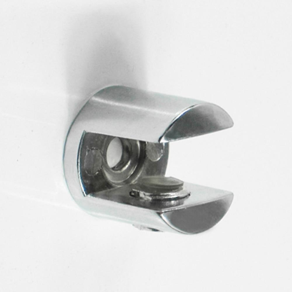 100Pcs/lot Zinc Alloy Adjustable Metal Shelf Holder Bracket Support ...