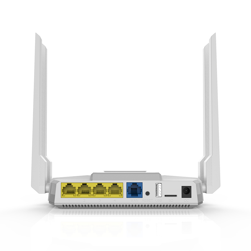 1200M Wireless Router Support Sim Card Function  MTK7628N Chipset Dual Band Wifi Router High Gain 4 Antenna