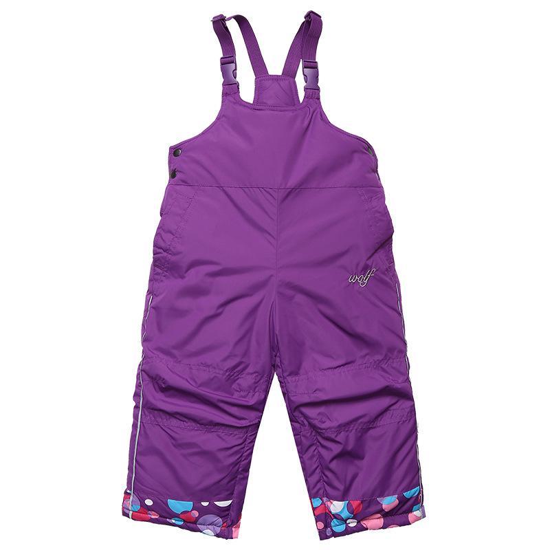 Baby Waterproof Overalls Girls Thick Pants Children fleece romper Baby Jumpsuits Girl Romper Costume Overalls Girls outerwear цена 2017