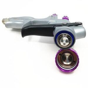2019 nueva PISTOLA DE PULVERIZACIÓN HVLP Pro 6000G pistola de aire de gravedad con boquilla de 1,3mm PISTOLA DE PULVERIZACIÓN neumática PISTOLA DE PULVERIZACIÓN de coche pistola de pintura