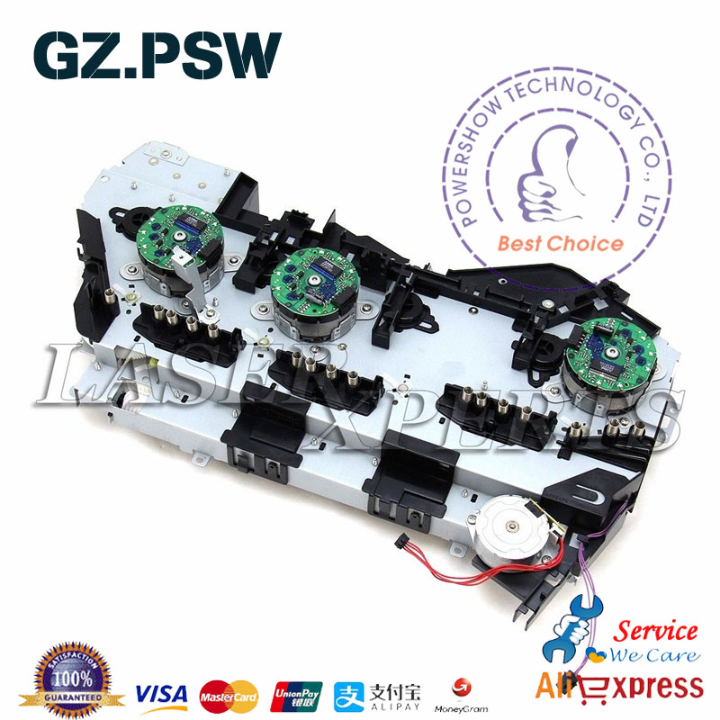 Main Gear Toner Cartridge Drive Assembly CD644 67911 For HP3525 HP570 HP551 HP CP 3525 CM3530