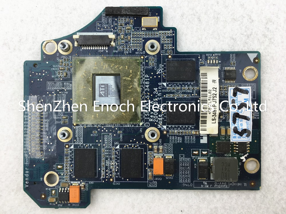 A200 graphics card for Toshiba satellite VGA video card ISKAA LS-3481P stock No.999