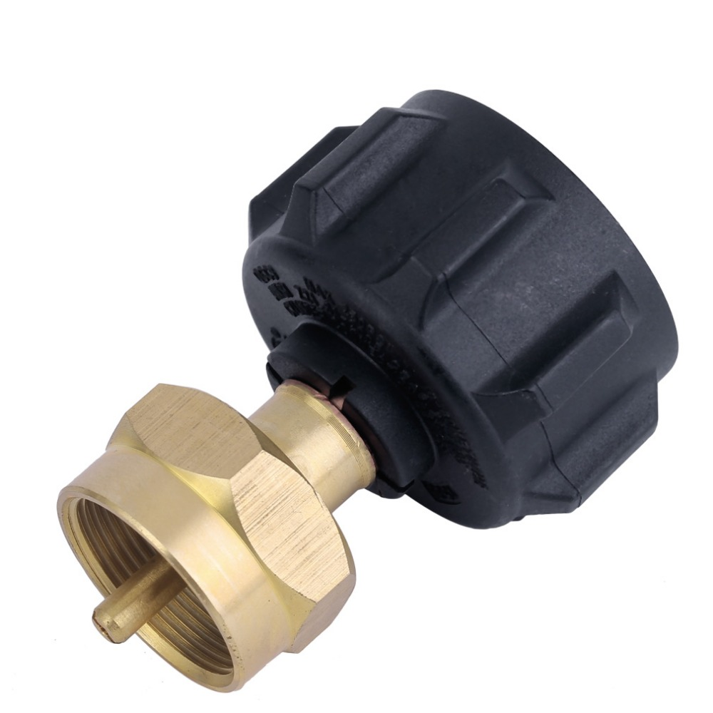 Professional Outdoor Picnic Barbecue BBQ Cooking Gas Propane Regulator Valve Propane Refill Adapter Stove Accessories