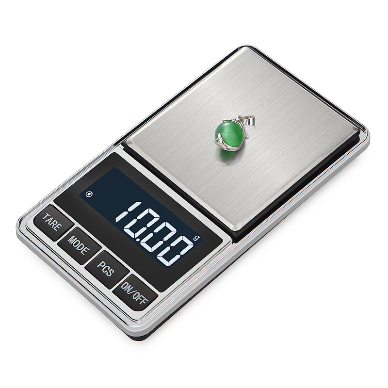 Электронные весы для драгоценных камней, выполненные из баланс грамм весы 0,01/0,1 г точность для золота точности Мини Карманные электронные в...
