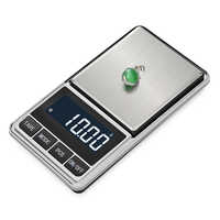 Electronic Jewelry scale balance gram scale 0.01 Accuracy for gold Precision Mini pocket Scale Kitchen weight Scale
