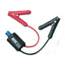 Смарт-Соединительные Кабели с Автомобильное Зарядное Устройство Зажимы для 12 В Аккумулятора Автомобиля