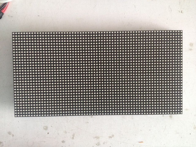 SRY P5 320*160mm full color led module P5 RGB SMD3528 indoor high resolution LED matrix display video screen modules