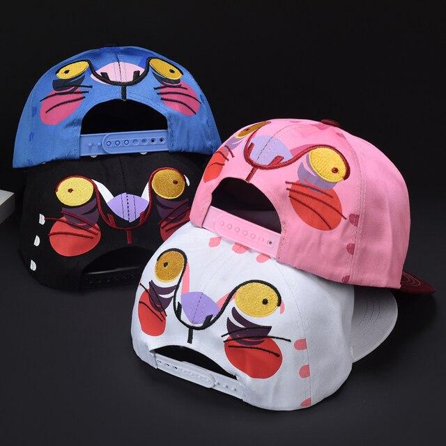 2016 Новый Gorras Корейской Пары Harajuku Стиль Патч Письмо Snapback шляпы Для Мужчин И Женщин Случайных Мультфильм Хип-Хоп Бейсбол Caps