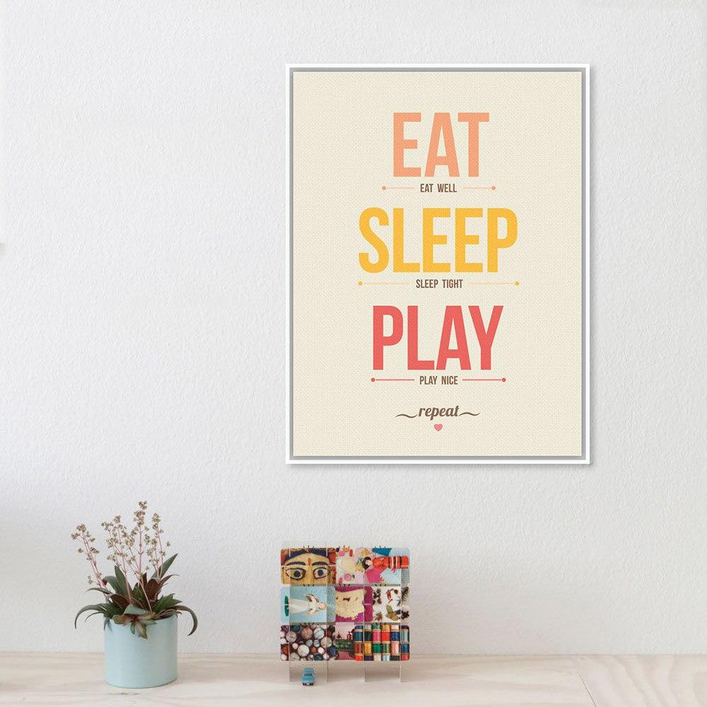 っNordic Minimalist Motivational Typography Life Quotes A4 Art