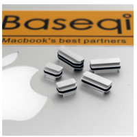 Baseqi IHUT Aluminum Dust Plugs For MacBook Pro Retina 13 15inch