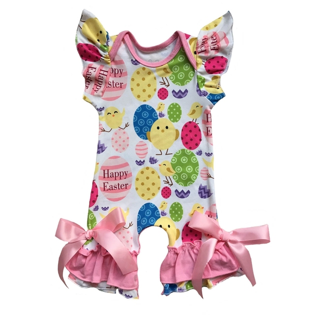 c5e787a1b milk silk spring easter day girls jumpsuit infant toddlers clothing ...