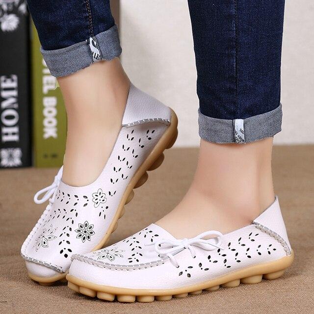 Zapatos planos de Ballet para mujer, zapatos de mujer, zapatos de bailarina, zapatos de mujer