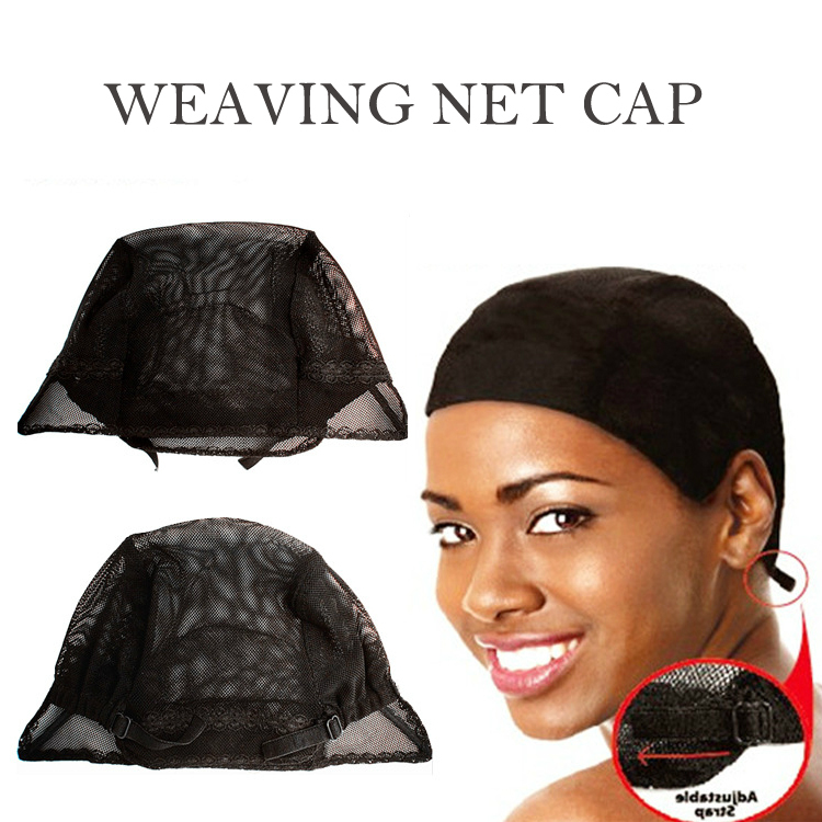 S R Wig Cap For Making Wigs With Adjule The Back Weaving Net Glueless Good Quality Hair 1pcs Pack 30005 In Hairnets From