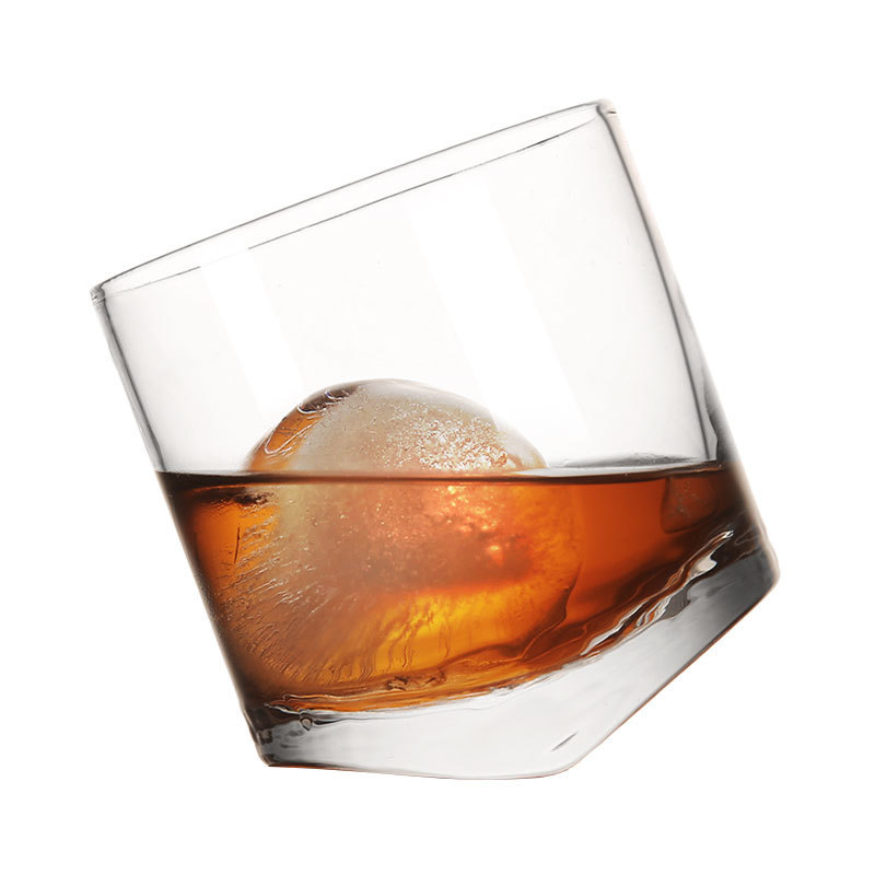 Glasses Cone Whisky Snifters Brandy Chivas Thule Cup Crystal Scotland Collins New Tilt