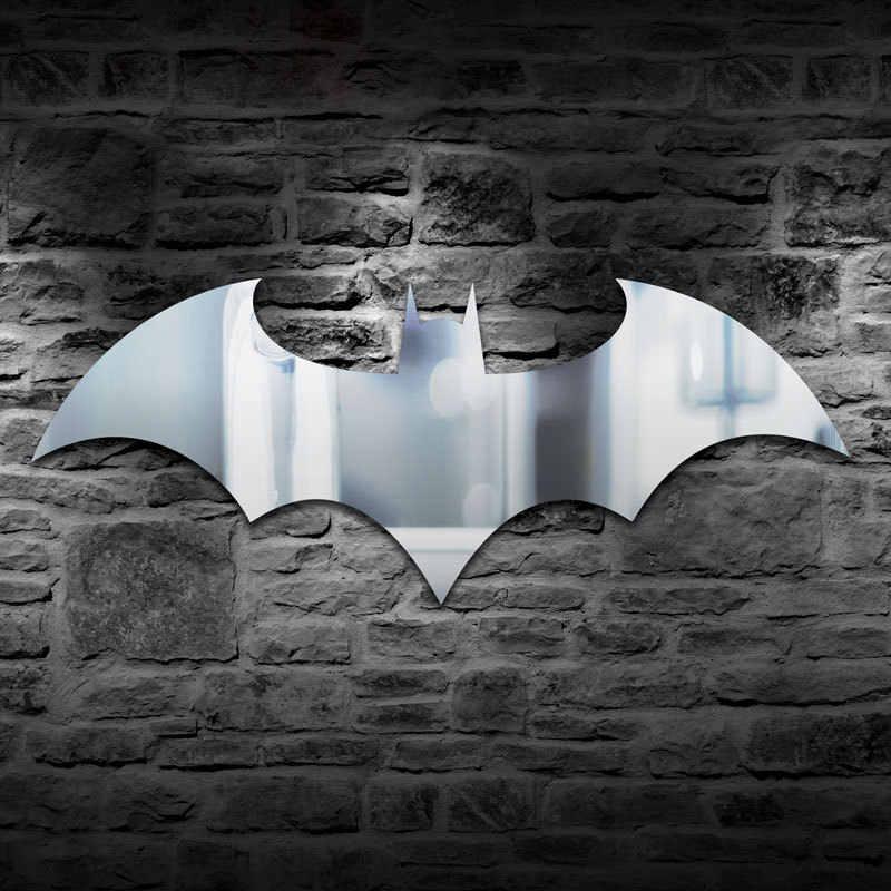 Креативный новый герой пульт дистанционного управления Бэтмен 3D RGB многоцветный USB Светодиодный Проекция тени настенный светильник детские игрушки Праздничные подарки светодиодный ночник