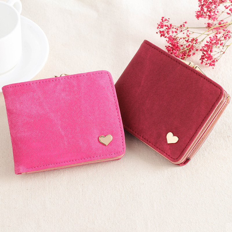 Women wallets and purses luxury brand famous small female wallets designer high quality pu leather fanny coin purses Clutch 4