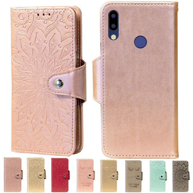 promo code 46aa4 cddd8 US $4.14 17% OFF|Embossing Stand Flip PU Leather wallet Case Cover For  Tecno Camon 11 Camon 11 Pro 6.2 Mobile Phone-in Flip Cases from Cellphones  & ...
