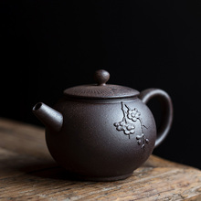 TANGPIN chinese ceramic teapot boiling pot porcelain tea pot drinkware health pot thickened glass tea chinese medicine boiling multi functional decoction