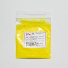 Флуоресцентный пигмент, цветная паста на водной основе пигмент, товар: HLP-8011.8015, цвет: красный, золотой желтый, белый., 1 лот = 100 г