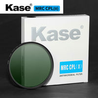 Kase Mildew Proof Slim 49mm MRC CPL II Lens Filter Protector Ultra Thin Sunglasses C Polarized