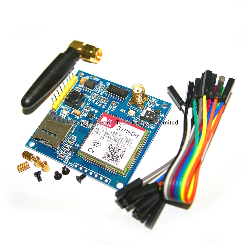 Detail Feedback Questions about 5V SIM800A SIM800 GSM GPRS