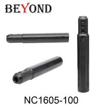 NC1605 100/SIM0016H5, Bijpassende fijne Wolfraam staal legering gat Kleine diameter fijnkotterkop mes sets