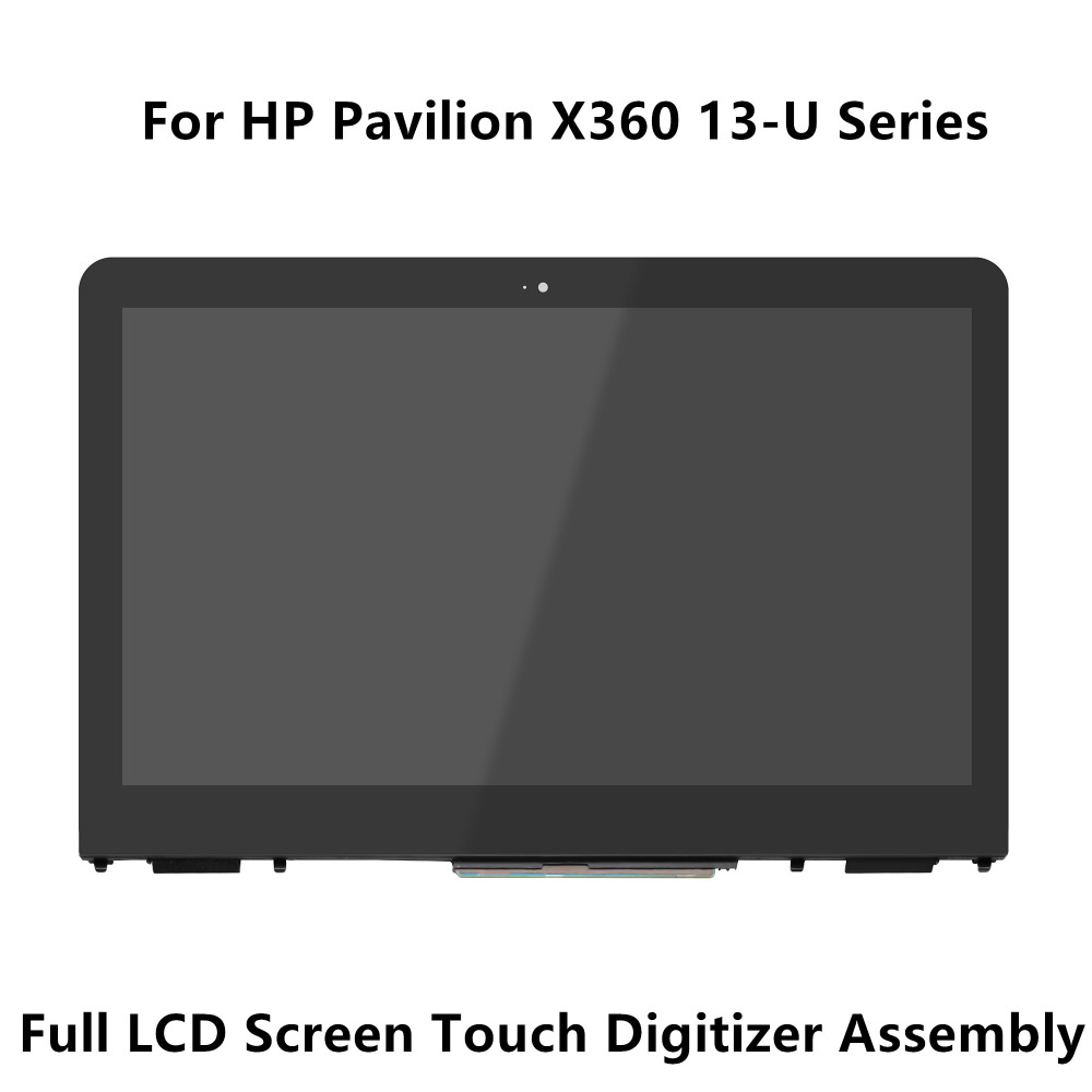 13 3 For HP Pavilion X360 13 u131tu 13 u018tu 13 u135tu 13 u101ns Full LCD