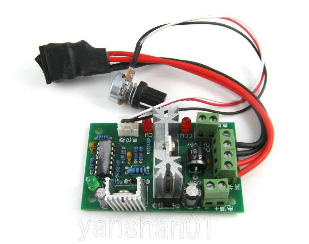 Ccm2 Adjustable Dc 10v 12v 24v 30v Motor Speed Pwm