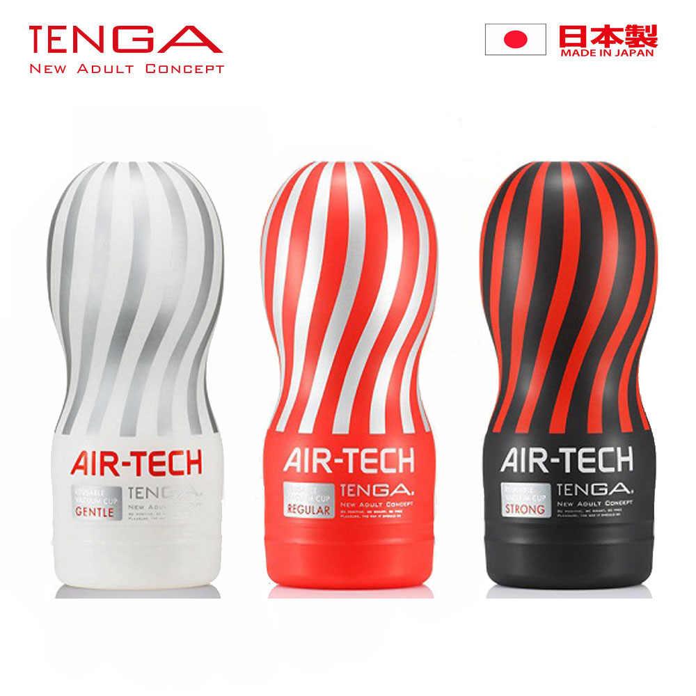 Япония оригинал Tenga Air-tech многоразовые вакуумные чаша для интима, мягкое Силиконовое влагалище настоящая киска сексуальный карман мужской мастурбатор чашка секс игрушки