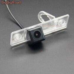 BigBigRoad widok z tyłu samochodu kamera parkowania dla Chevrolet Chevy Tosca Lanos Sens wszystko  Optra Spark Sonic Night Vision wodoodporna