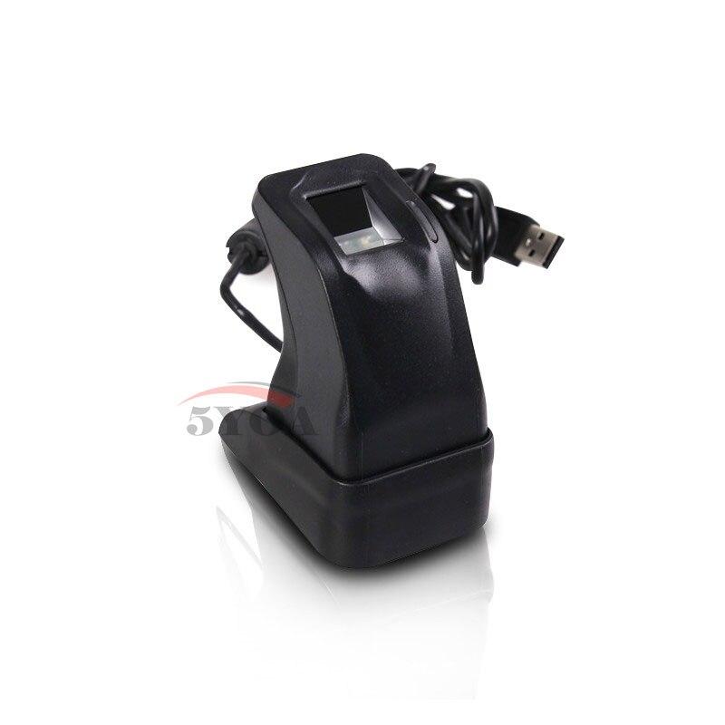 все цены на ZKT ZK4500 USB Fingerprint Reader Sensor for Computer PC Home and Office Free SDK Capturing Reader scanner With Retail Box