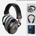 Bingle b-910-m over-cabeça de monitoramento de monitor de estúdio fones de ouvido fone de ouvido estéreo de alta fidelidade dj música fone de ouvido fone de ouvido 3.5mm + 6.3mm plugue
