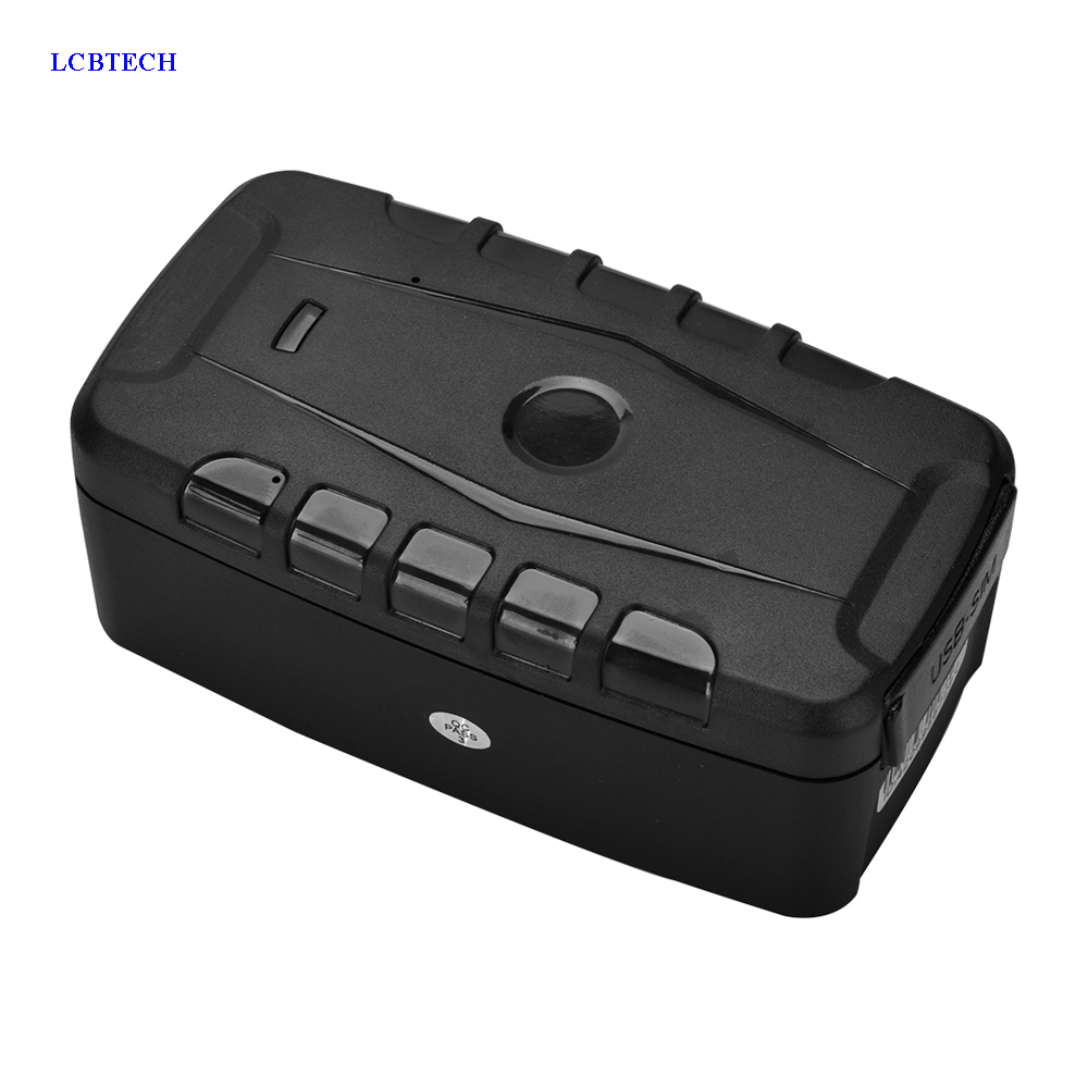 New Arrival LK209C Magnetic GPS Tracker For font b Car b font Personal With 20000 MhA